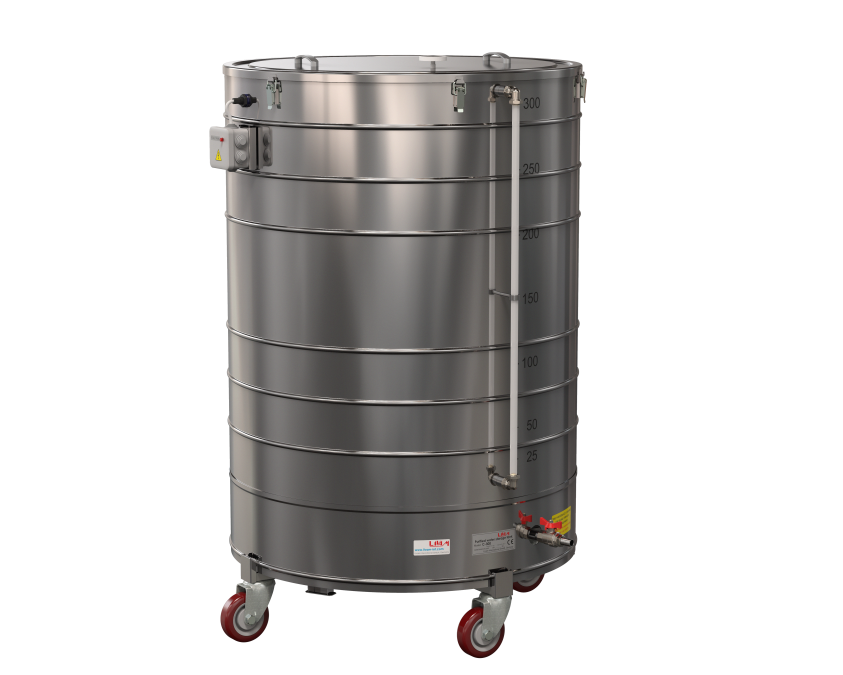 С-300 Purified water storage tank